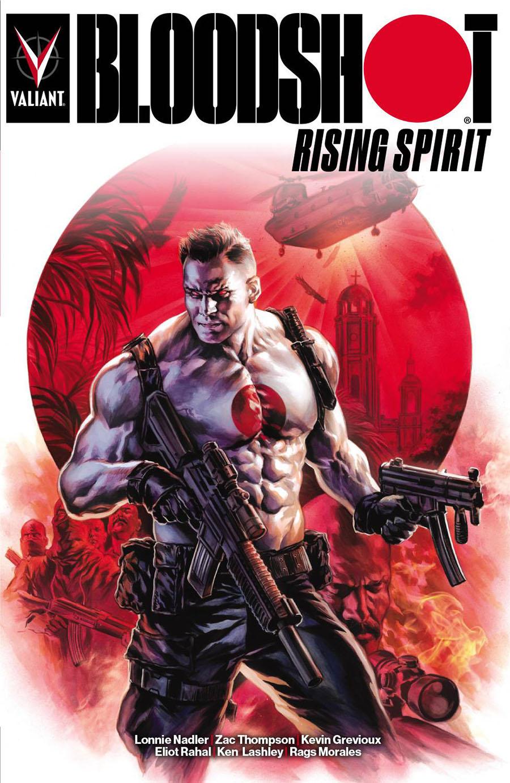 Bloodshot Rising Spirit TP
