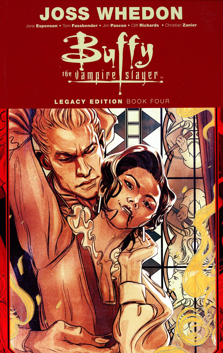 Buffy The Vampire Slayer Legacy Edition Vol 4 TP