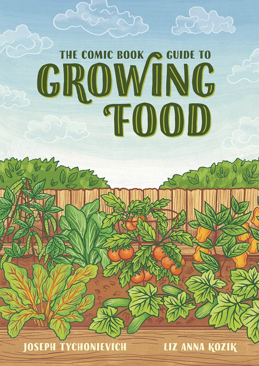 Comic Book Guide To Growing Food SC