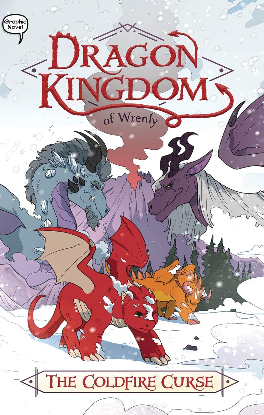 Dragon Kingdom Of Wrenly Vol 1 Coldfire Curse TP