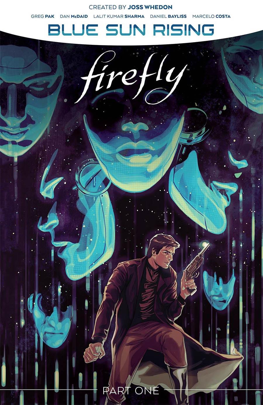 Firefly Blue Sun Rising Vol 1 HC