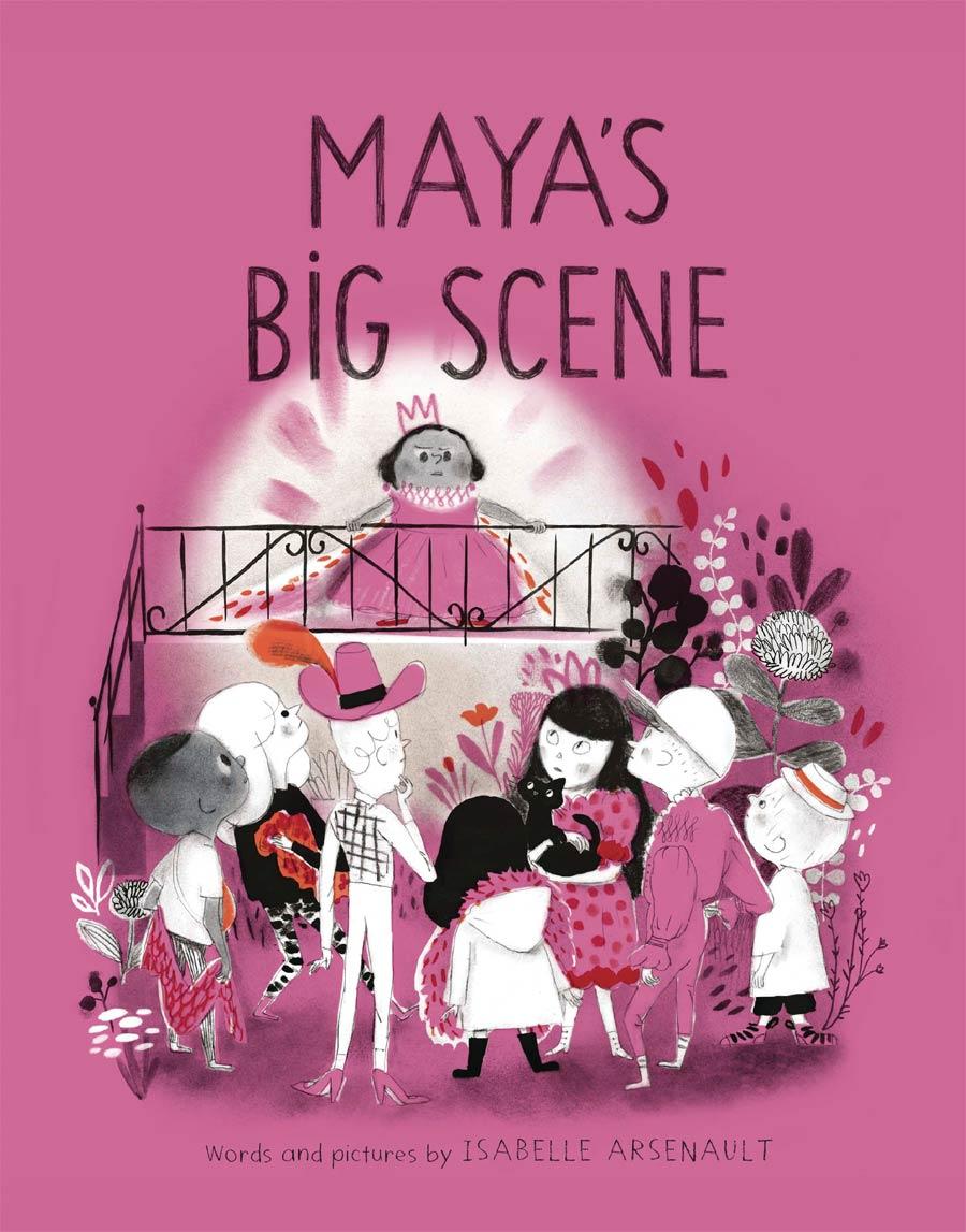 Mayas Big Scene HC