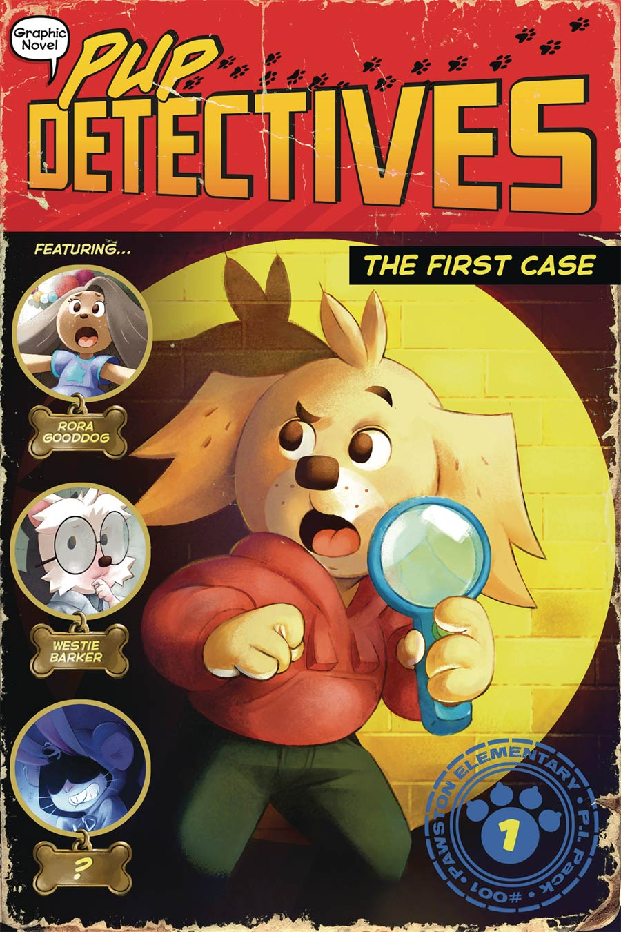 Pup Detectives Vol 1 First Case TP