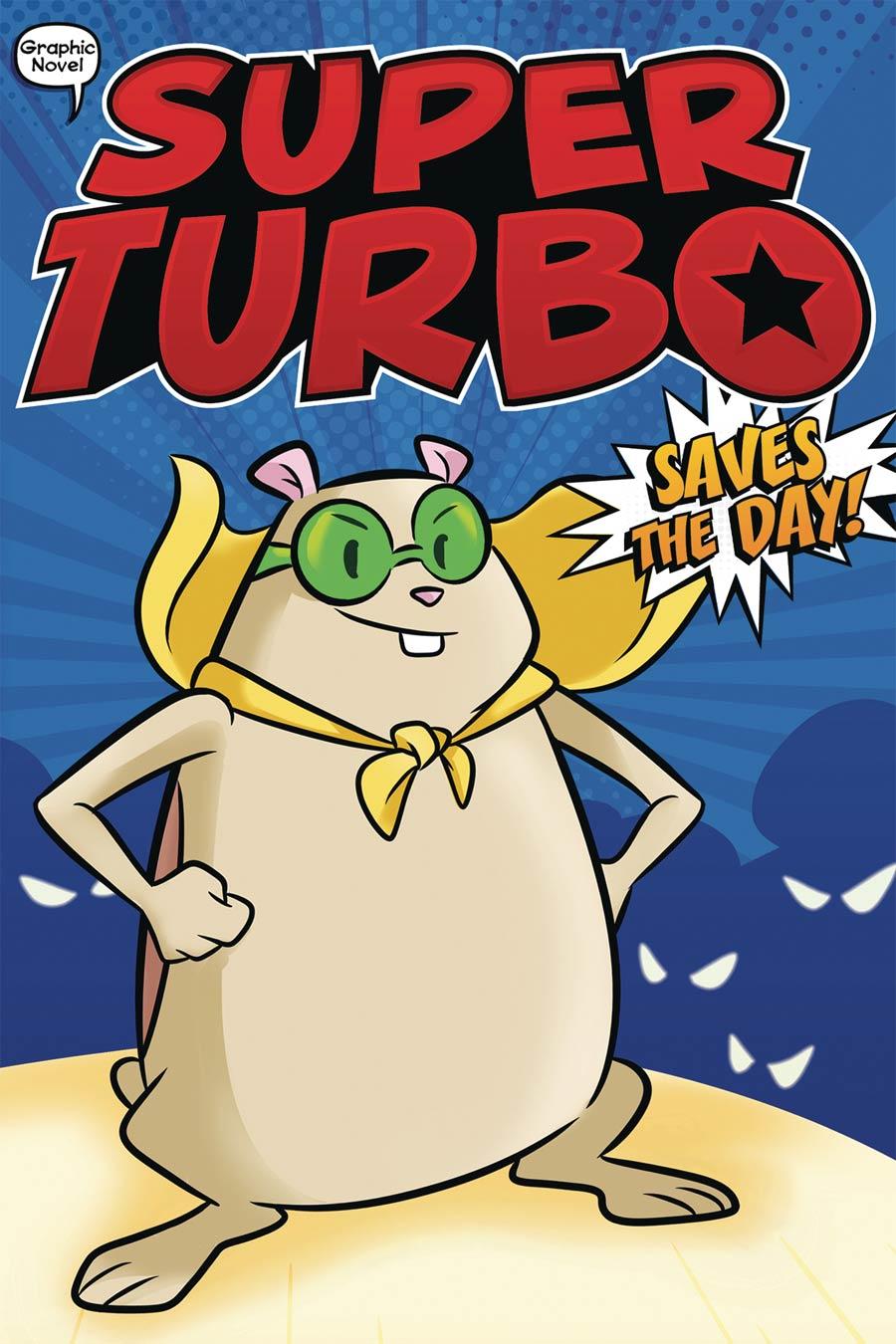 Super Turbo Vol 1 Super Turbo Saves The Day TP