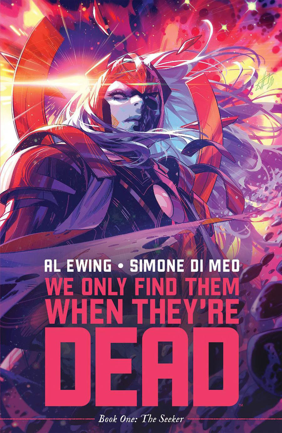 We Only Find Them When Theyre Dead Vol 1 The Seeker TP Discover Now Edition