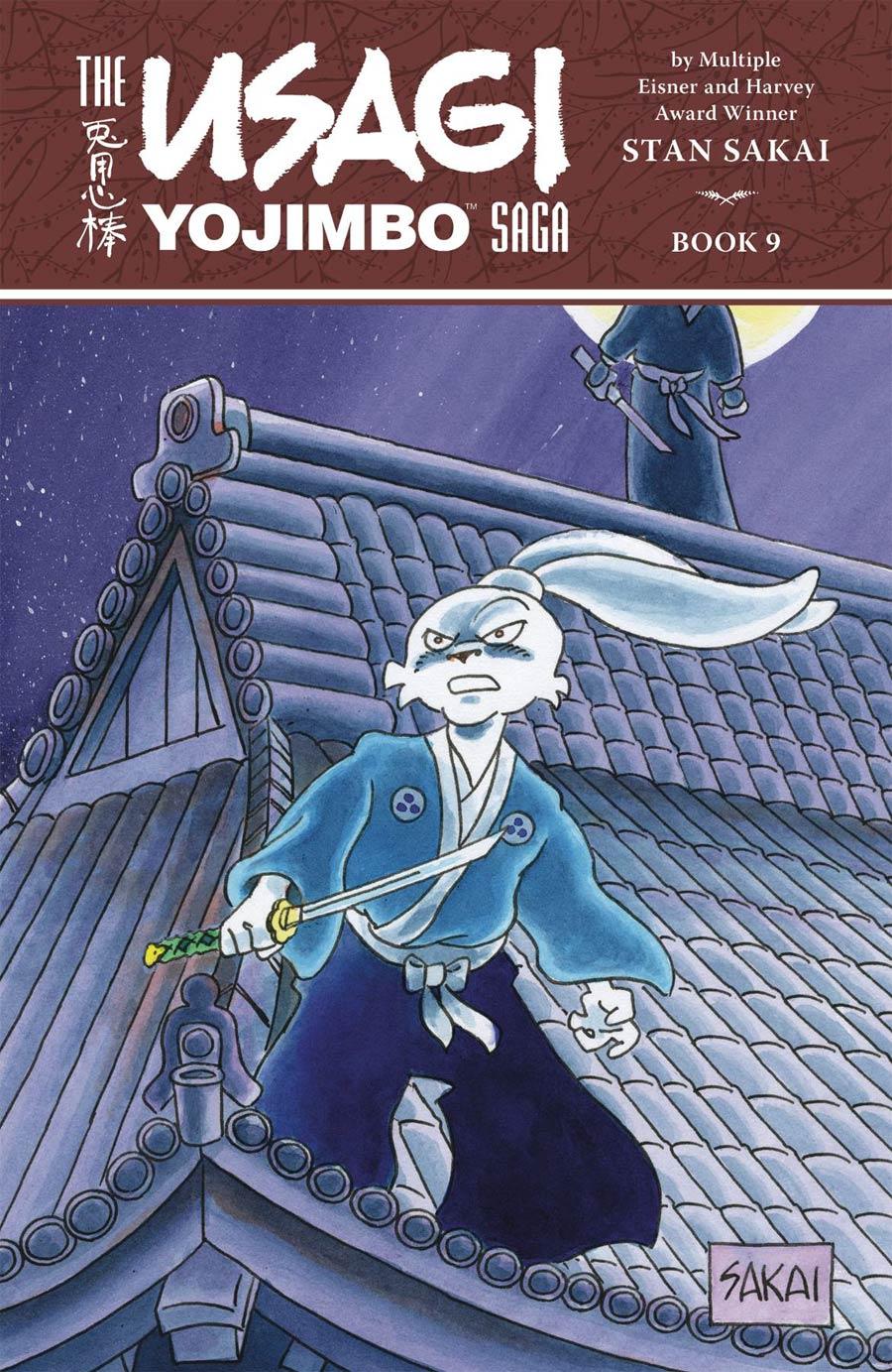 Usagi Yojimbo Saga Vol 9 TP