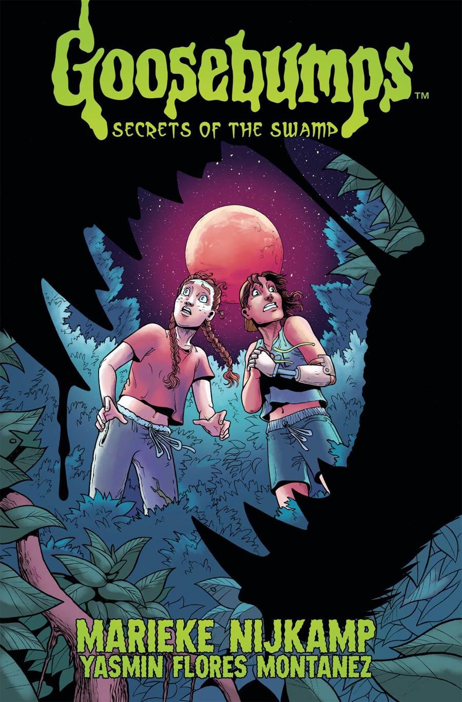 Goosebumps Secrets Of The Swamp TP