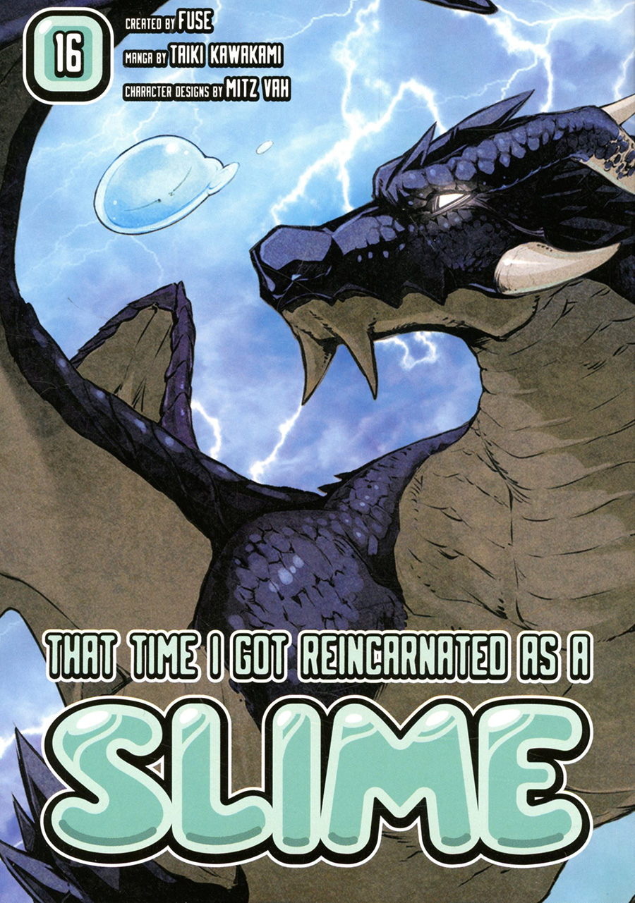 That Time I Got Reincarnated As A Slime Vol 16 GN - RESOLICITED