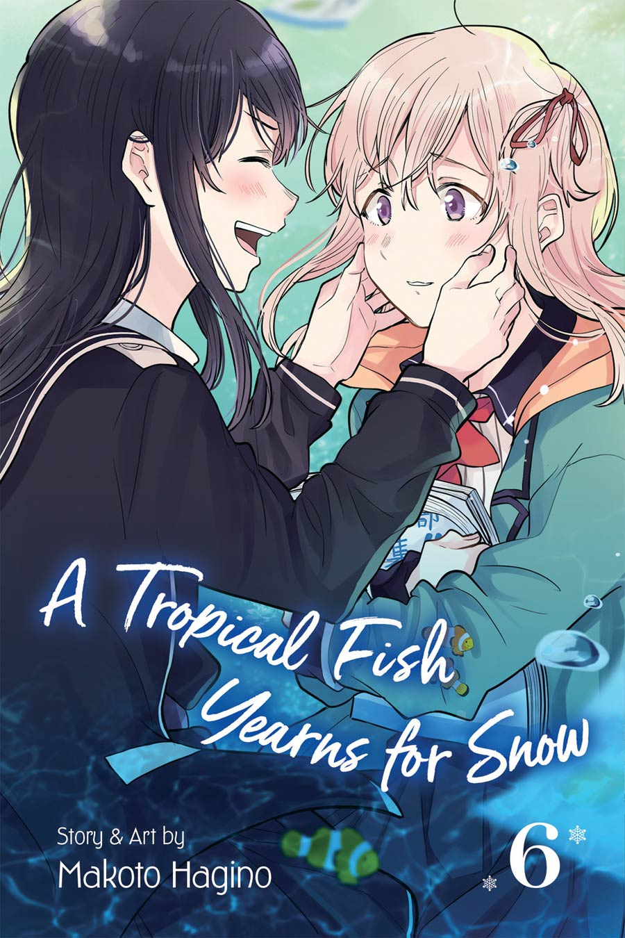 Tropical Fish Yearns For Snow Vol 6 GN