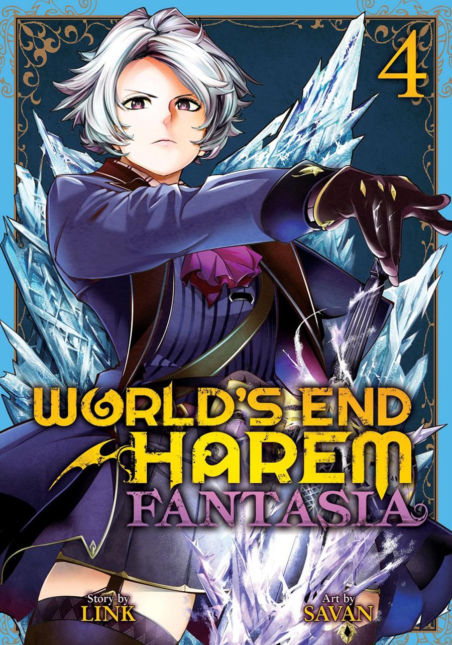 Worlds End Harem Fantasia Vol 4 GN