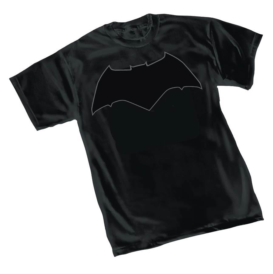 BvS Batman II Symbol T-Shirt Large