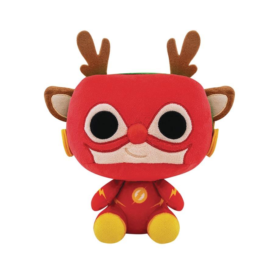 DC Comics Holiday Funko Plush- Rudolph Flash