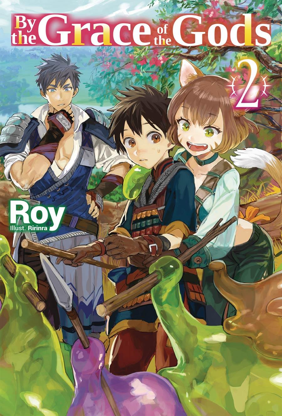 By The Grace Of The Gods Light Novel Vol 2 SC