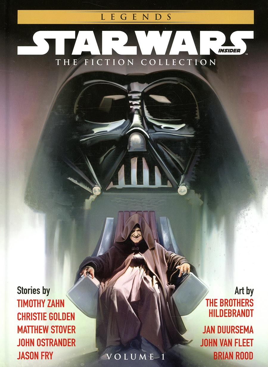 Star Wars Insider Fiction Collection Vol 1 HC