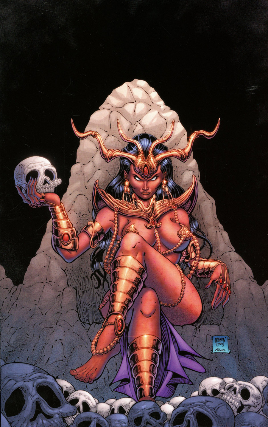 Dejah Thoris Vol 3 #12 Cover T Limited Edition Will Robson Virgin Cover
