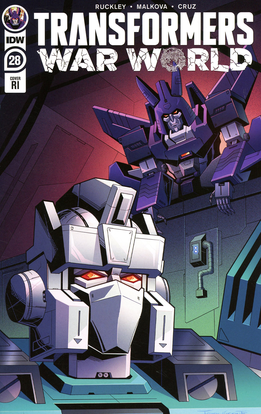 Transformers Vol 4 #28 Cover C Incentive Thomas Deer Variant Cover
