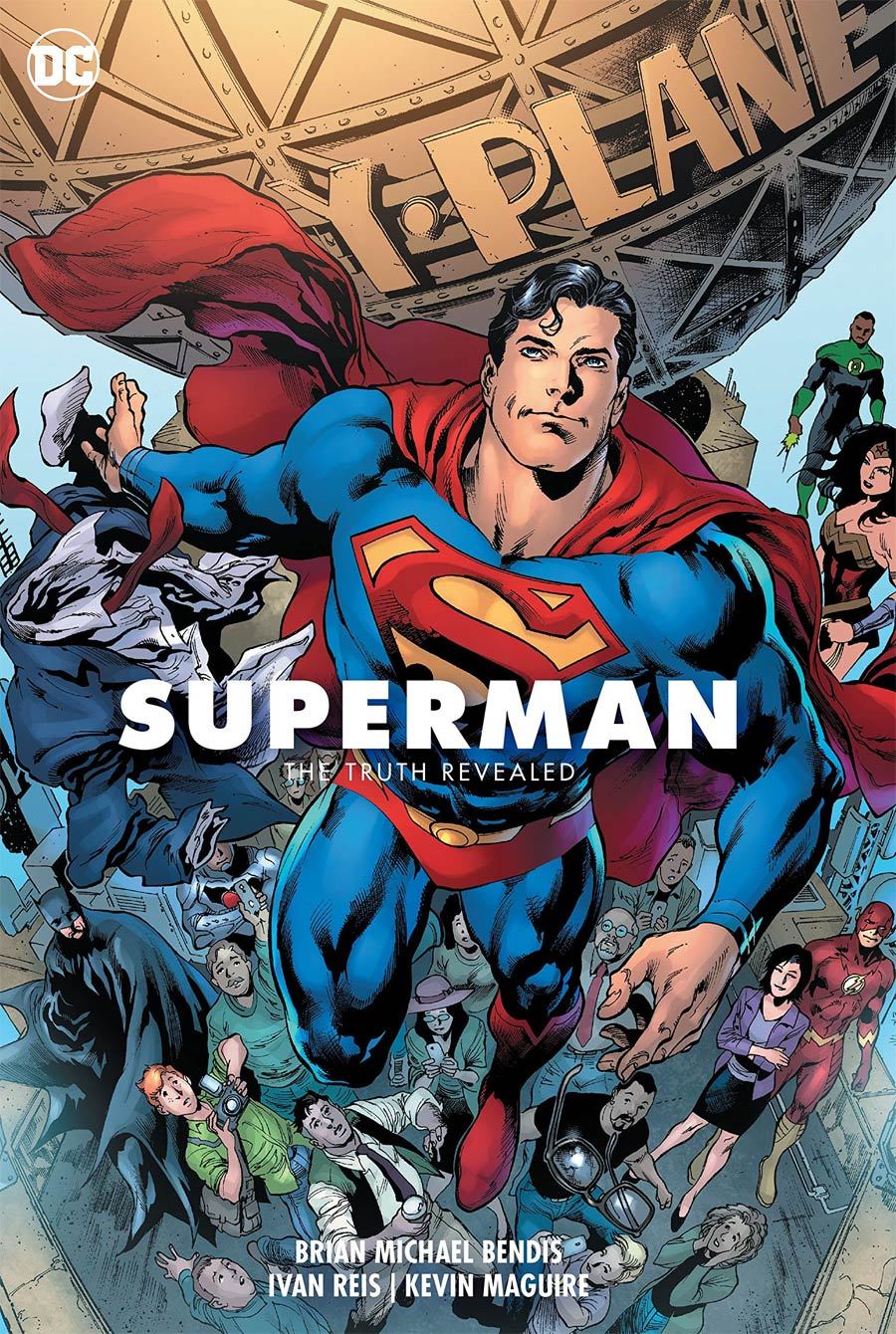 Superman (2018) Vol 3 The Truth Revealed TP
