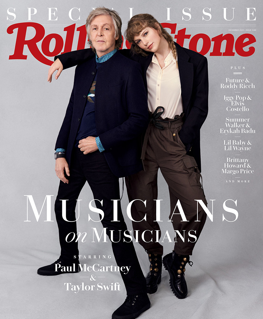 Rolling Stone #1346 December 2020