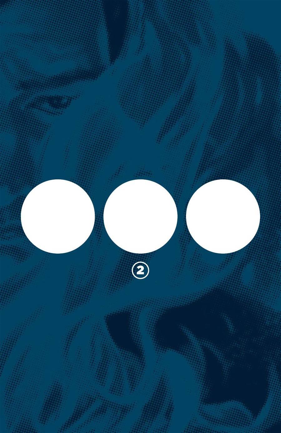 Crossover #2 Cover E Incentive Geoff Shaw & John Hill Ellipsis Design Variant Cover