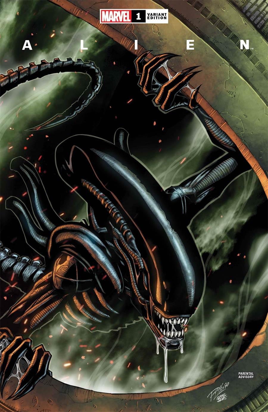 Alien #1 Cover C Variant Ron Lim Cover