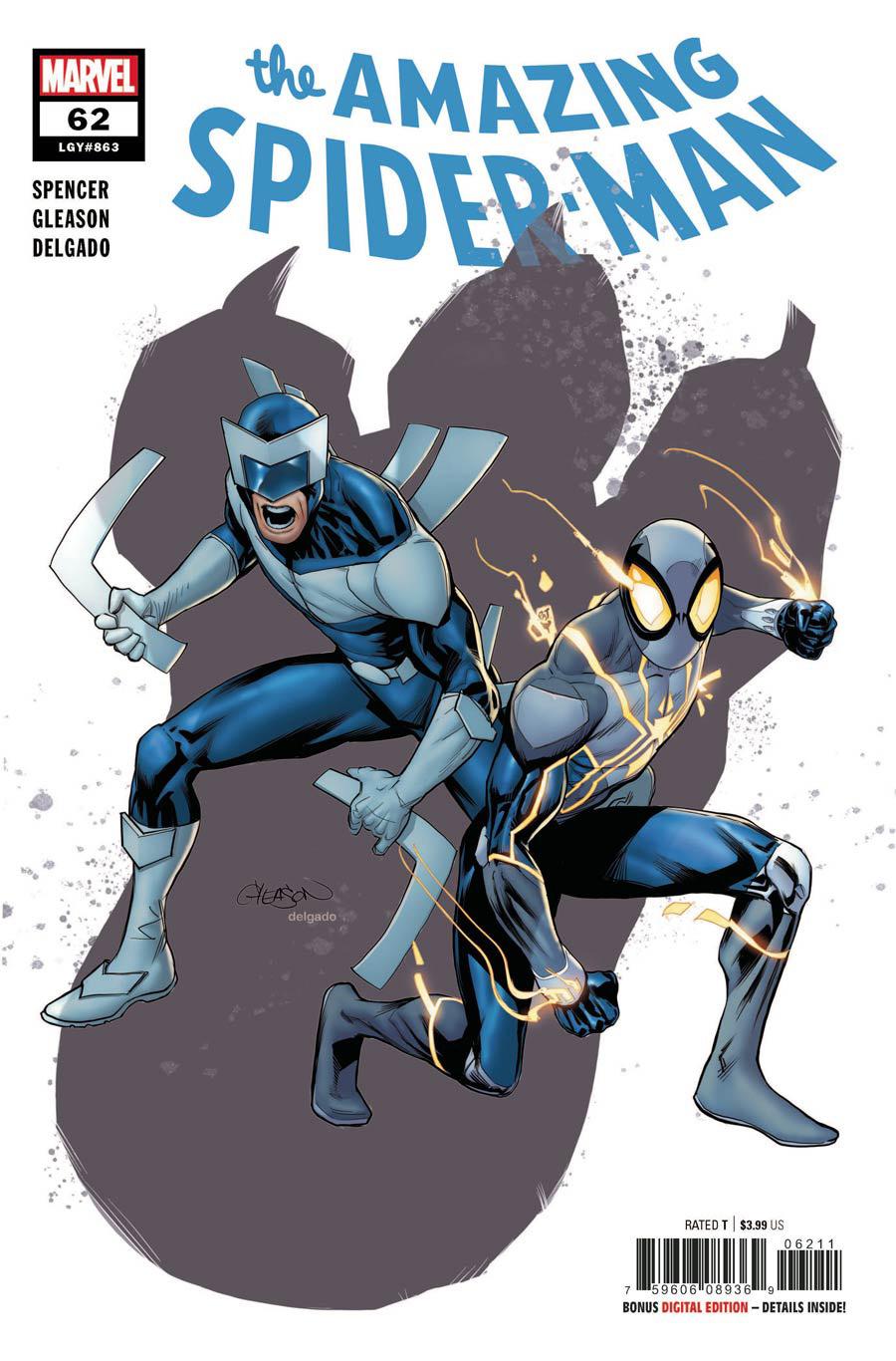 Amazing Spider-Man Vol 5 #62 Cover A Regular Patrick Gleason Cover