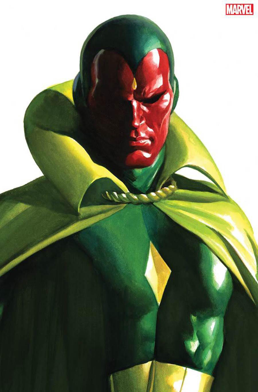 Avengers Vol 7 #43 Cover E Variant Alex Ross Timeless Cover