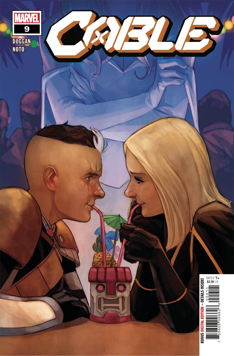 Cable Vol 4 #9