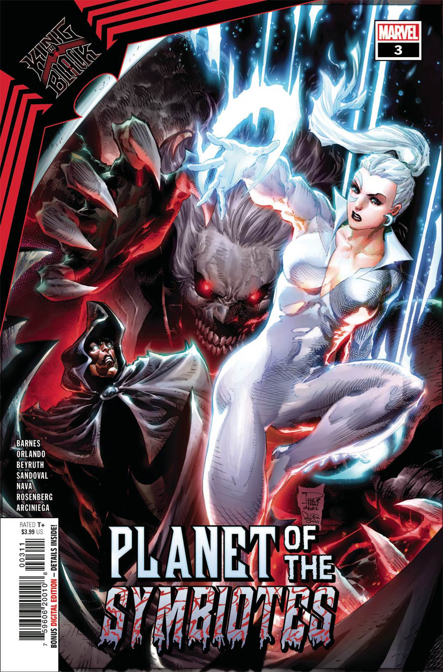 King In Black Planet Of The Symbiotes #3