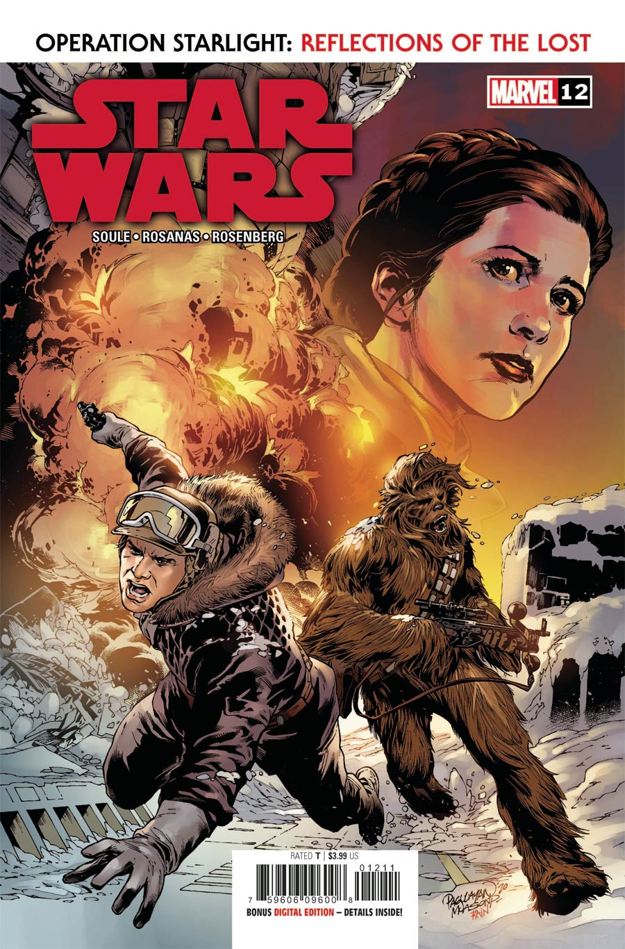 Star Wars Vol 5 #12 Cover A Regular Carlo Pagulayan Cover