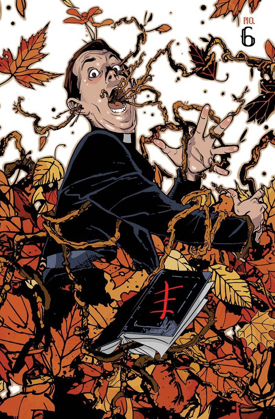 Autumnal #6 Cover B Variant Nathan Gooden Cover