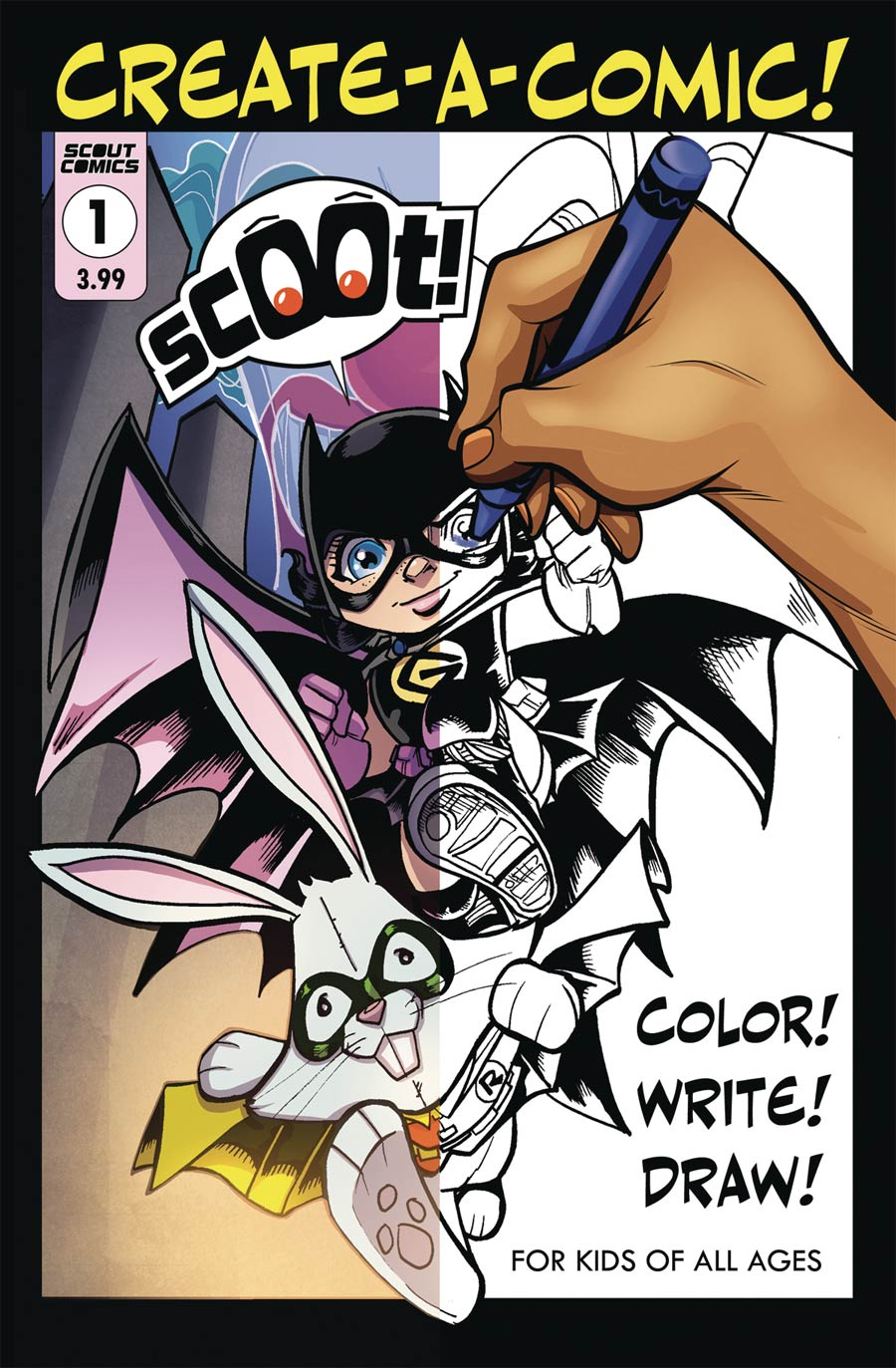 Create-A-Comic #1 (One Shot)