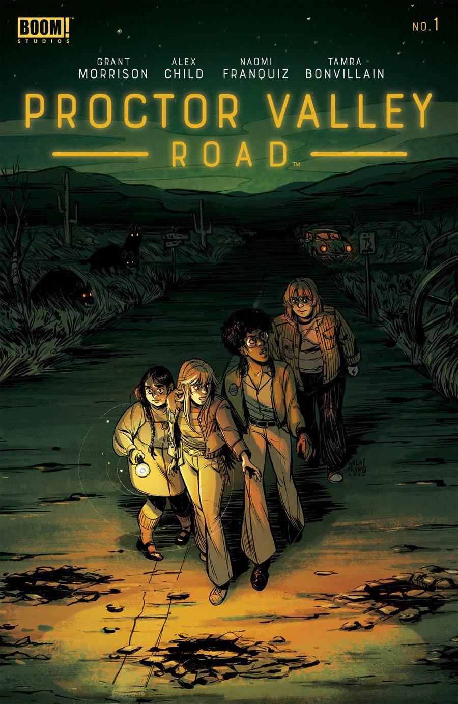 Proctor Valley Road #1 Cover A Regular Naomi Franquiz Cover