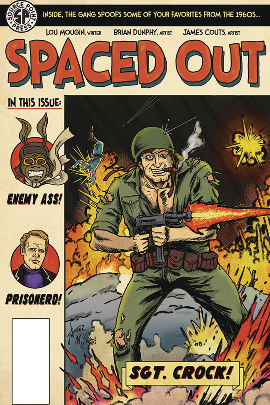 Spaced Out #1 (One Shot)
