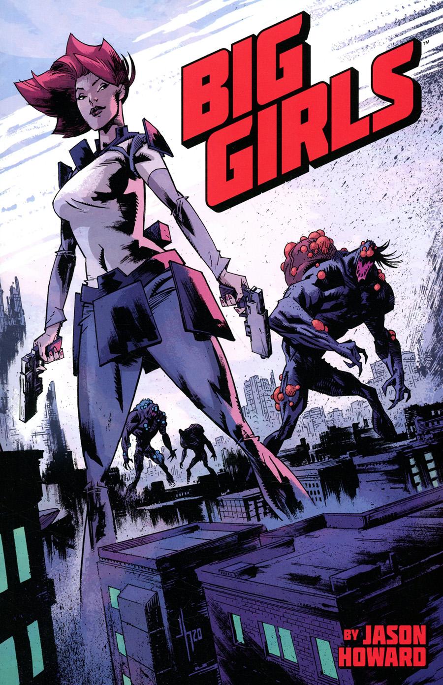 Big Girls Vol 1 TP