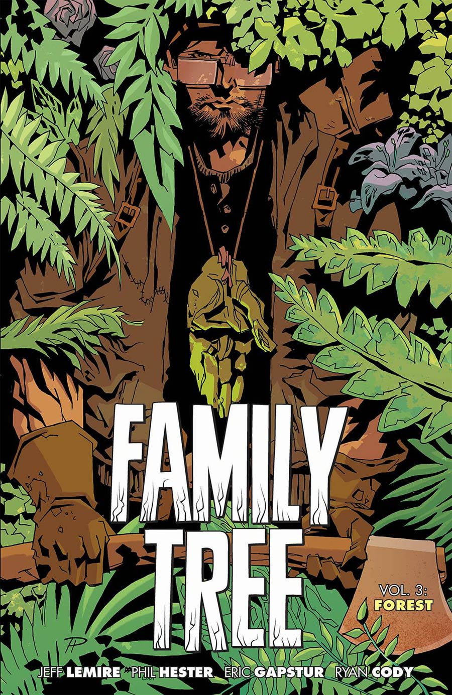 Family Tree Vol 3 Forest TP
