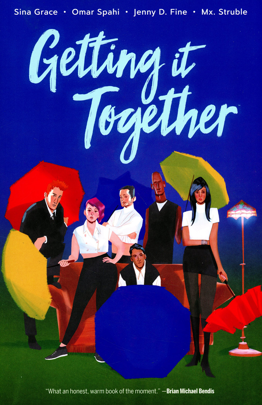 Getting It Together Vol 1 TP