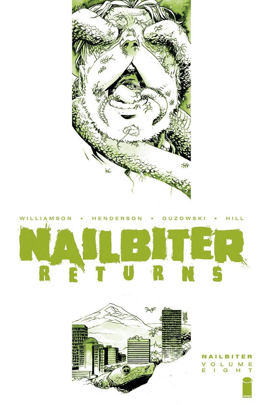 Nailbiter Vol 8 Nailbiter Returns TP