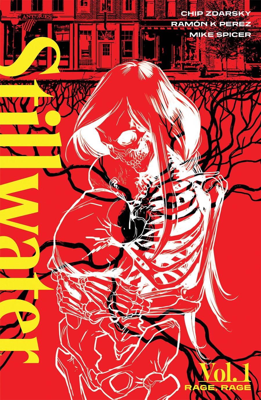 Stillwater By Zdarsky & Perez Vol 1 Rage Rage TP