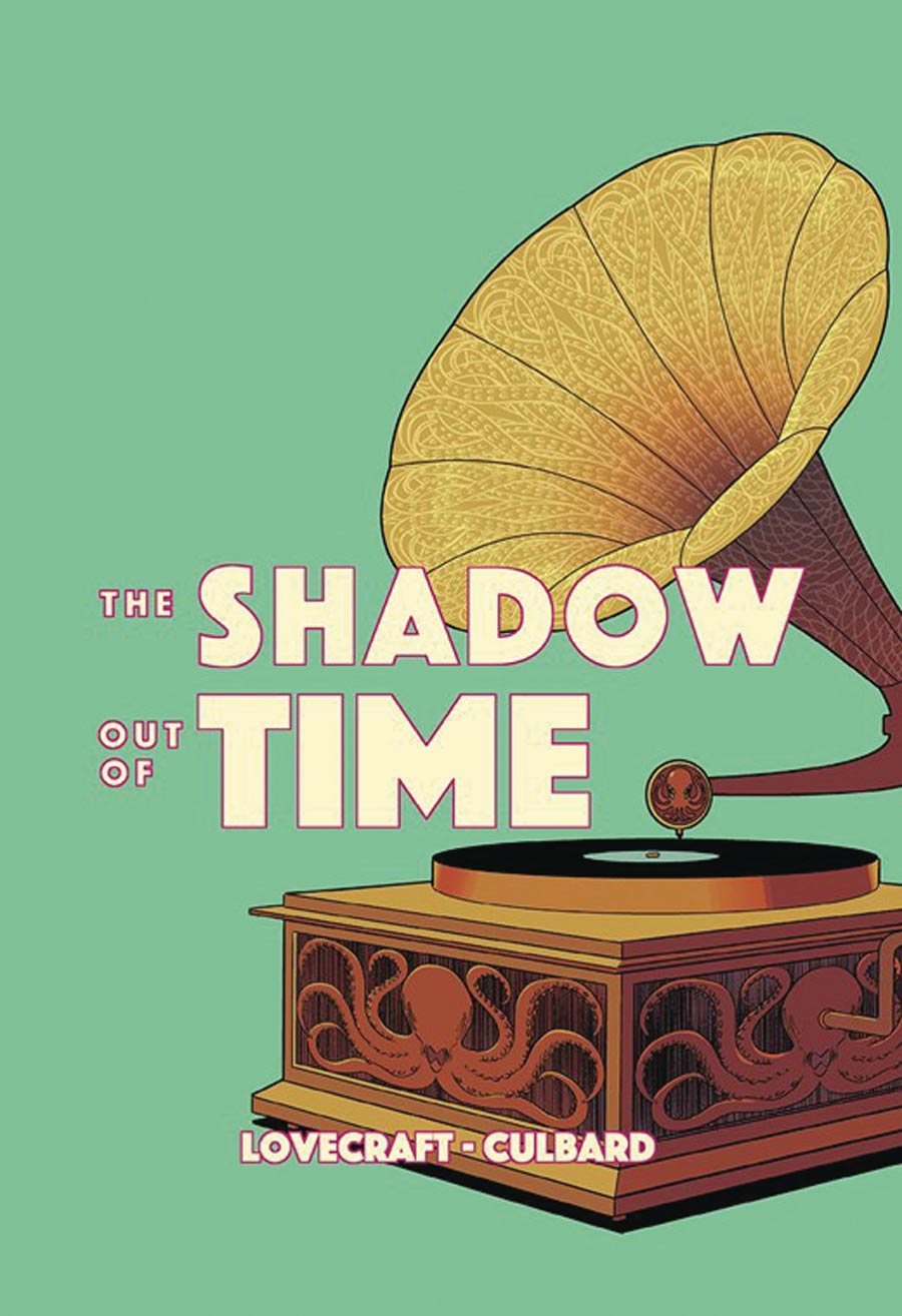 HP Lovecrafts Shadow Out Of Time GN