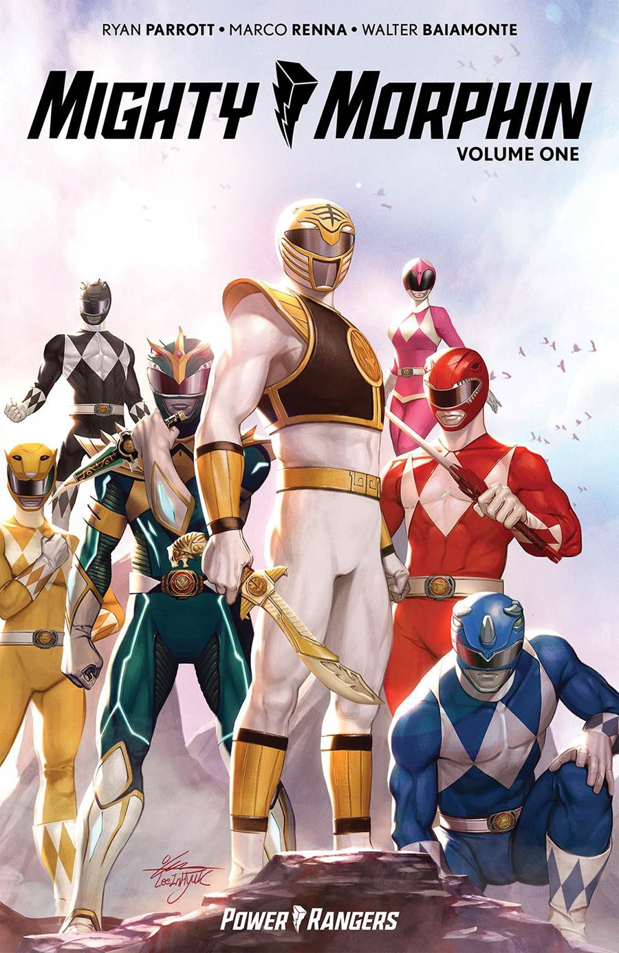 Mighty Morphin Vol 1 TP