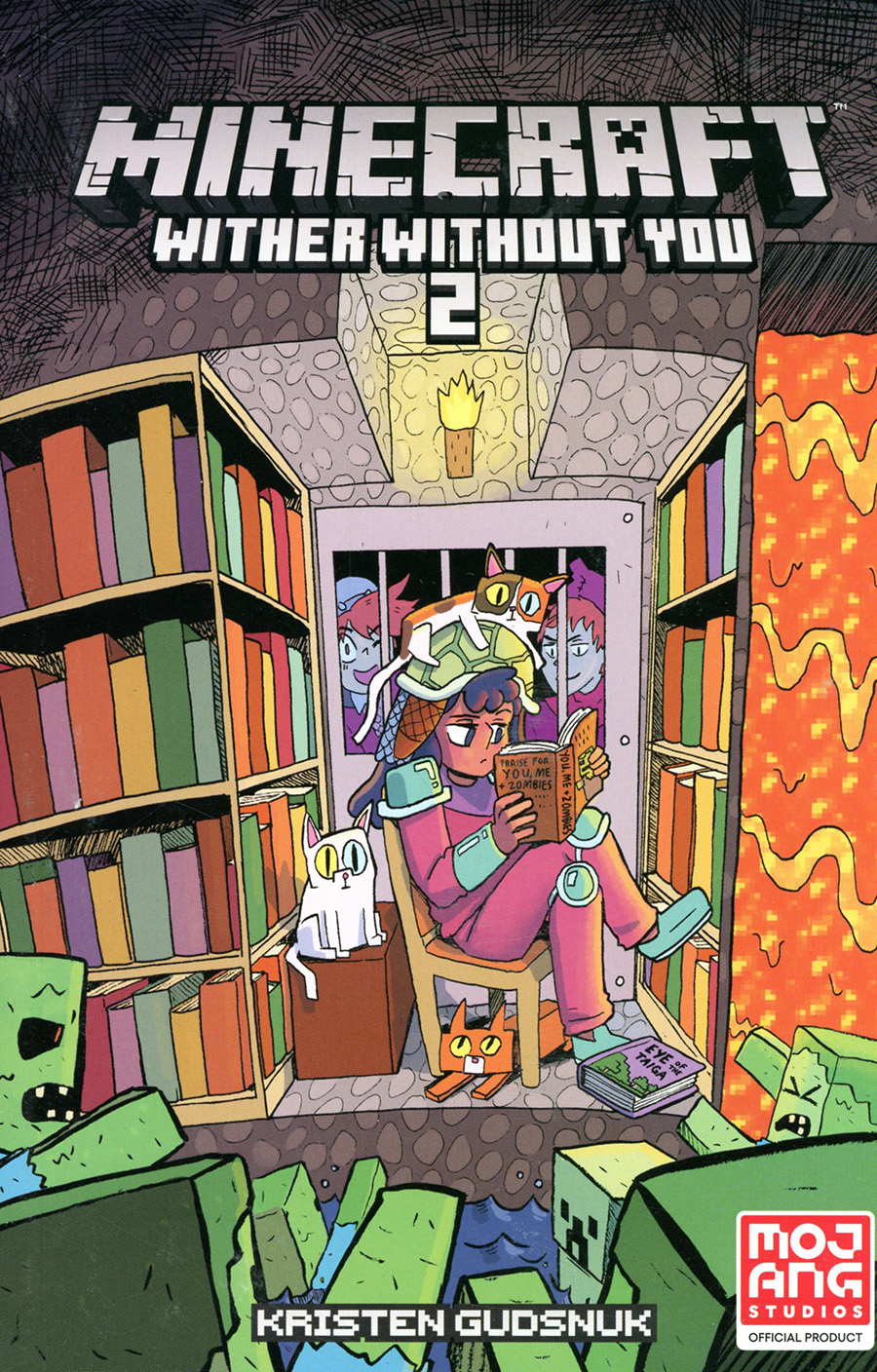 Minecraft Wither Without You Vol 2 TP