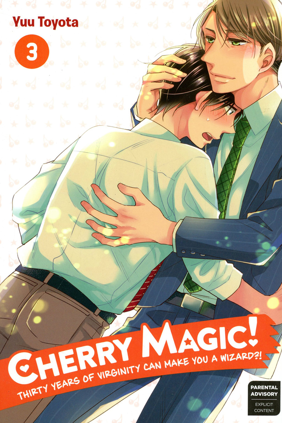Cherry Magic Thirty Years Of Virginity Can Make You A Wizard Vol 3 GN