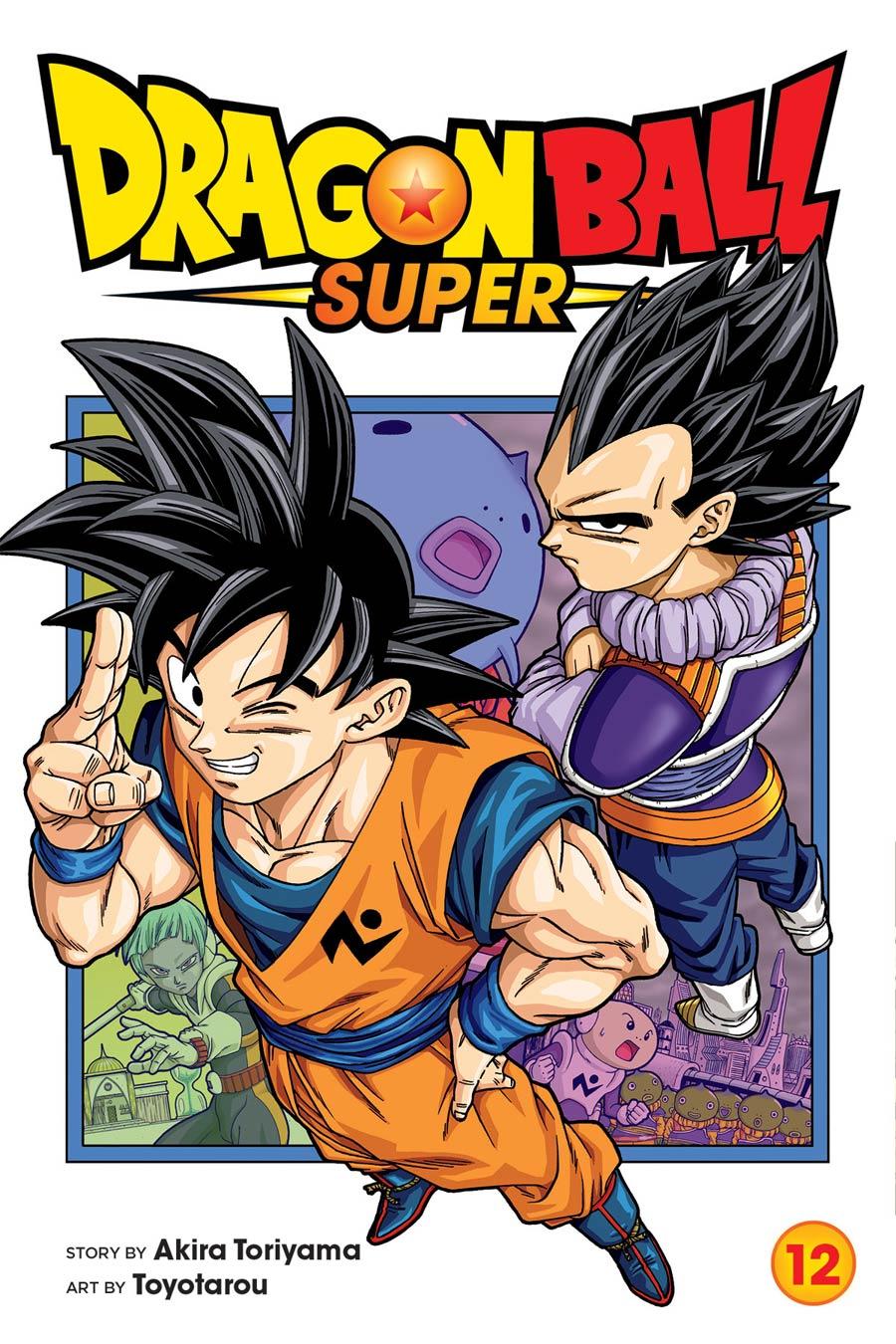 Dragon Ball Super Vol 12 GN
