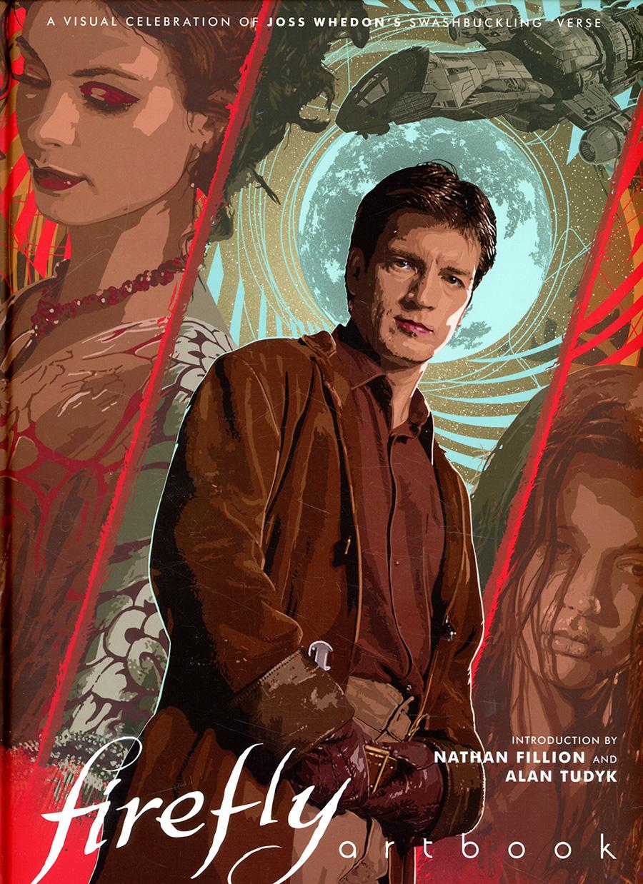 Firefly Artbook HC