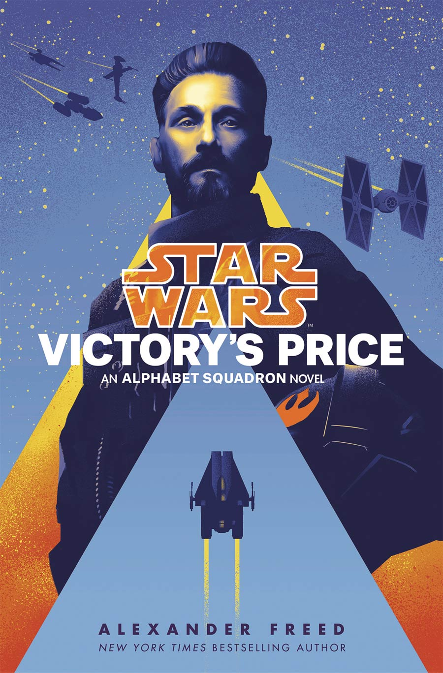 Star Wars Victorys Price An Alphabet Squadron Novel HC