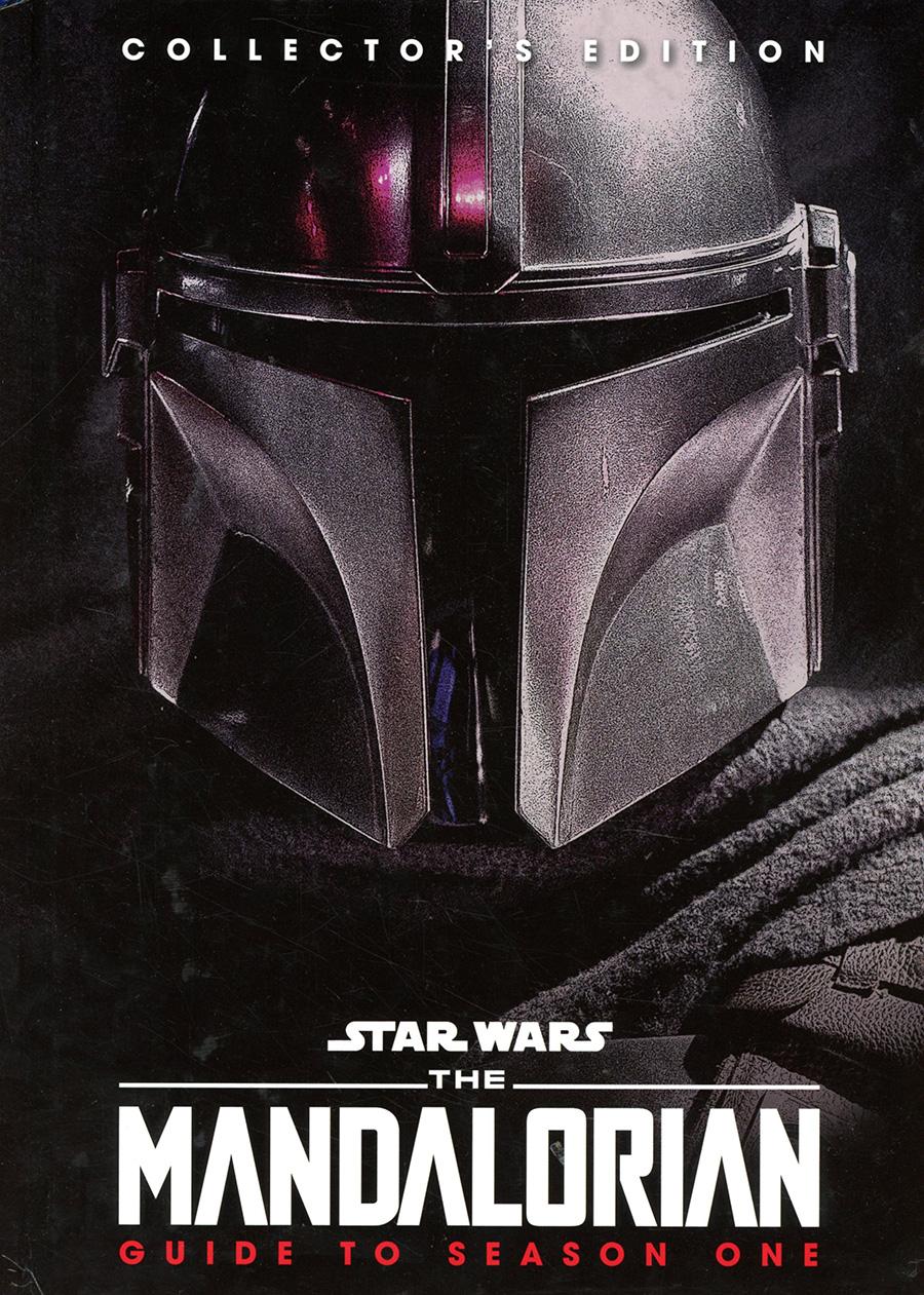 Star Wars Mandalorian Guide To Season One HC