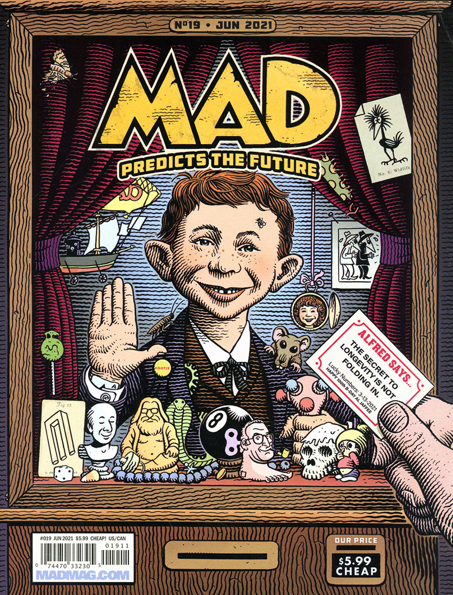 All-New MAD Magazine #19