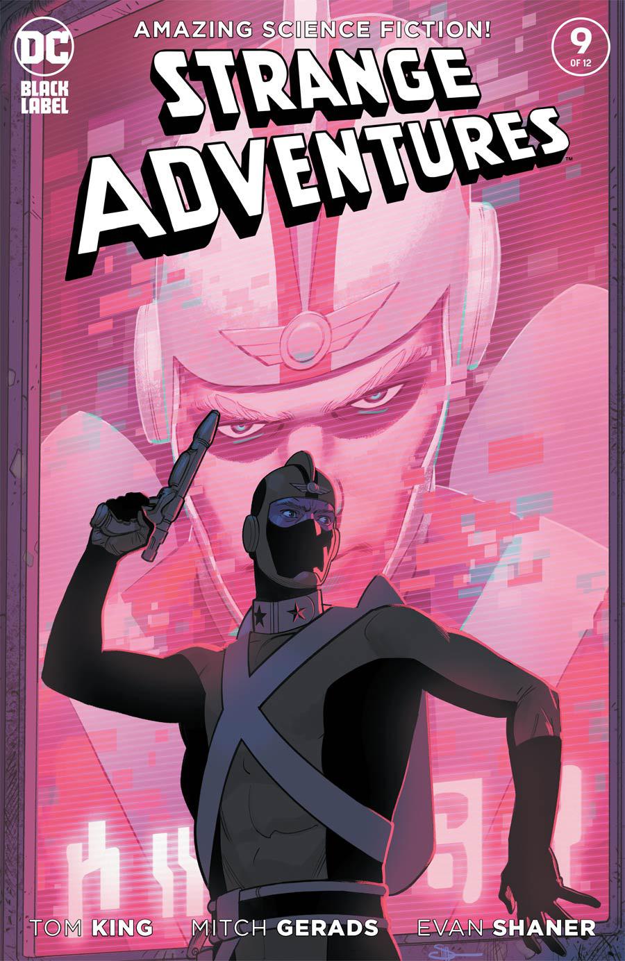 Strange Adventures Vol 4 #9 Cover B Variant Evan Doc Shaner Cover