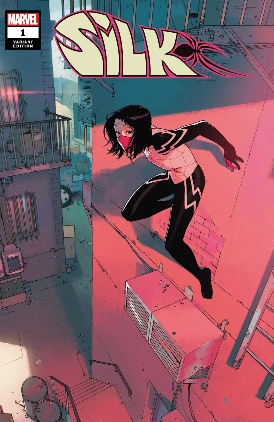 Silk Vol 3 #1 Cover F Incentive Bengal Variant Cover
