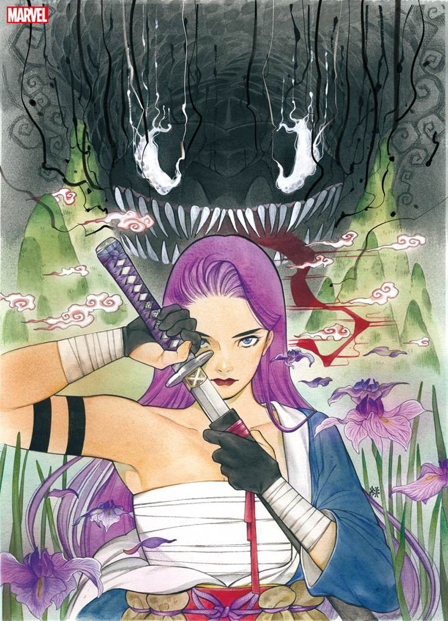 Demon Days X-Men #1 (One Shot) Cover H Incentive Peach Momoko Virgin Cover